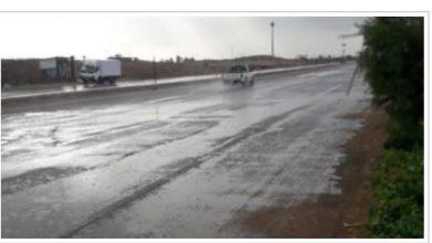 Photo of 6 طرق مغلقة بسبب السيول في المحافظات حتى الآن