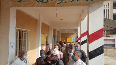 Photo of لجان المحلة تشهد تزاحم كبير من الناخبين