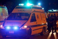 Photo of وفاة 12 شخص وإصابة آخرين في حادث تصادم بالمنيا