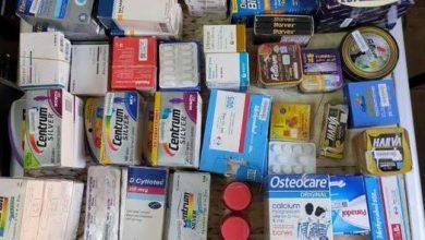 Photo of ضبط أدوية مهرّبة ومنتهية الصلاحية بالصيدليات بالغربية