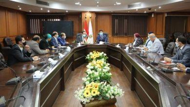 Photo of اجتماع وزير الشباب والرياضة برئيس الجهاز المركزي للتنظيم والإدارة