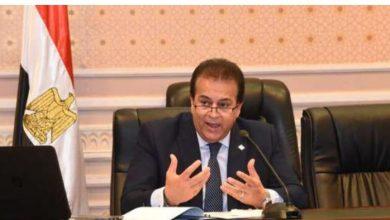 Photo of تعرف علي كلمات وزير التعليم العالي بشأن معدل اصابات كورونا