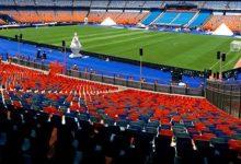 Photo of احتياطات أمنية  قبل الدوري النهائي لأفريقيا
