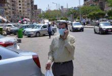 Photo of معاقبه 140 شخصا بغرامة وصلت ل 4الاف جنيه بسبب الكمامه