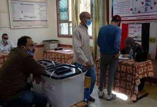 Photo of إقبال متفاوت من الناخبين على اللجان بالدقهلية