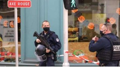 Photo of عاجل تبادل اطلاق النار في فرنسا في مدينه مونبيلييه