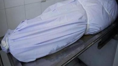 Photo of العثور علي جثة جزار في جوالين داخل مدخل عمارة