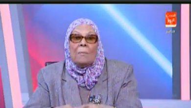 """Photo of """"آمنه نصير""""  يجوز زواج المسلمه من غير المسلم و""""عبدالله رشدي """" يرد"""
