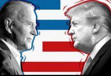 Photo of ترامب في فرجينيا ويؤكد الفوز لفريق حملته