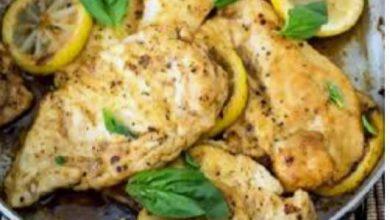 Photo of تعرفي علي طريقة فيليه الدجاج بالزبده وصوص الليمون