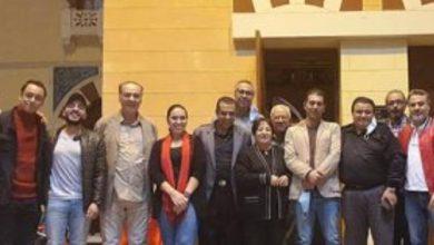 "Photo of تعرف علي كواليس البروفات النهائية من مسرحية ""الوصيه"""