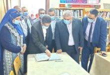 Photo of الرقابة الإدارية تشن حملة علي منشآت المحلة وتحرر 455 محضر
