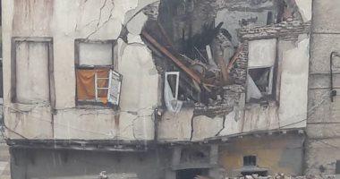 Photo of الأمطار الغزيرة تتسبب في انهيار عقارين ووفاة 4 أشخاص بالإسكندرية