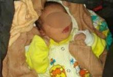 Photo of طفلة حديثة الولادة مجهولة الهوية