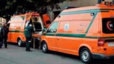 Photo of إنقلاب سيارة بطريق الصحراوي وإصابة العديد