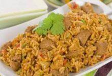 Photo of اليكي سيدتي طريقة عمل ارز اللحم والخضار