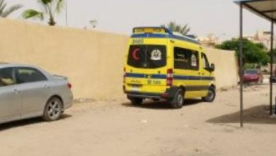 Photo of حادثة بطريق بلبيس أدت إلي وفاة ربه منزل