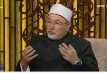 Photo of هل اصبحت دار المسنين تسيئ للمسلمين  … خالد الجندي يرد