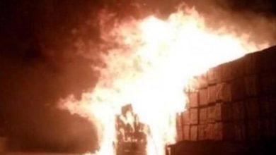 Photo of انفجار اسطوانه غاز بقنا تسفر عن إصابه شاب بإصابات بالغه