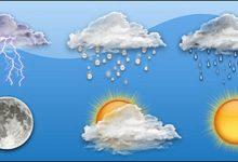 Photo of حالة من التقلبات الجوية والطقس  السيء بدءً من الغد
