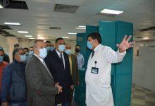 Photo of محافظ الدقهليه يباشر بنفسه اعمال التطوير بمستشفي المنصوره