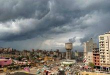 Photo of أمطار رعدية في محافظة الدقهلية