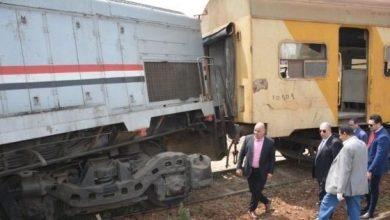 Photo of إصابة طالب نتيجة سقوطة تحت عجلات القطار بالدقهلية
