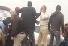Photo of اصابة اربع أشخاص بحادث بطريق الاوتوستراد
