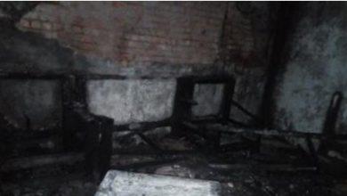 Photo of ماس كهربائي أدي إلي حريق بمنزل بالشرقية