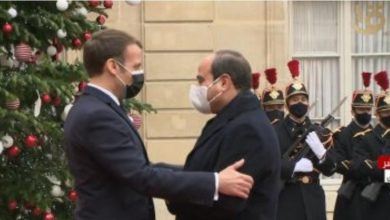 Photo of ماكرون يطالب مساعدة مصر … لهذا السبب