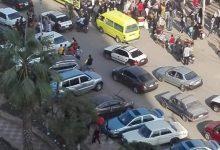 Photo of انفجار هائل بالمنصورة …بسبب عربة قطار