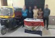 Photo of القبض علي تشكيل عصابي لسرقه التوك توك بالبدرشين
