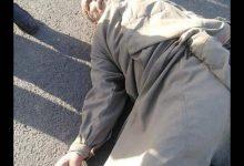 Photo of إصابة شخص مسن بسبب إصطدامه بسيارة ملاكي في مدخل قرية سلكا بمحافظة الدقهلية