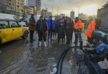 "Photo of متابعة محافظ الاسكندرية"" بشأن مياه الصرف فى عزبة الشامى"""