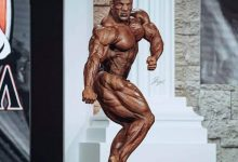 "Photo of خطوة واحدة تفصل "" بيج رامي"" من لقب مستر اوليمبيا"