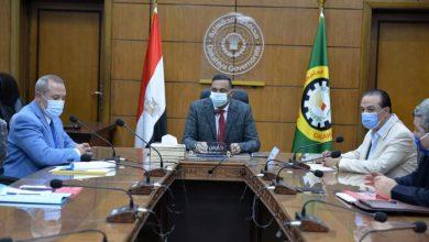 Photo of محافظ الدقهليه يتحدث عن تفاصيل تطعيم المواطنين بلقاح فيروس كورونا بمحافظه الدقهليه