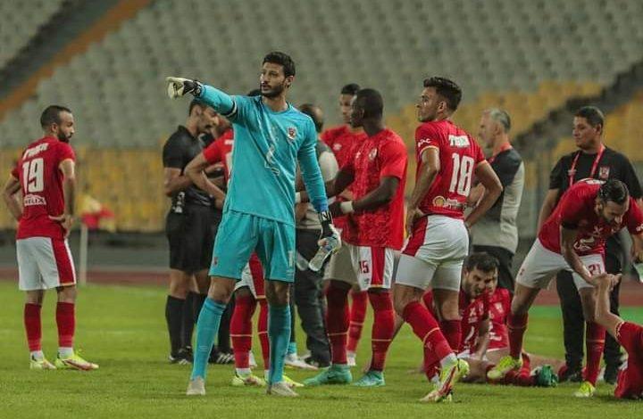 عقوبة إدارة الأهلي القاسيه للاعبين بعد خسارة السوبر