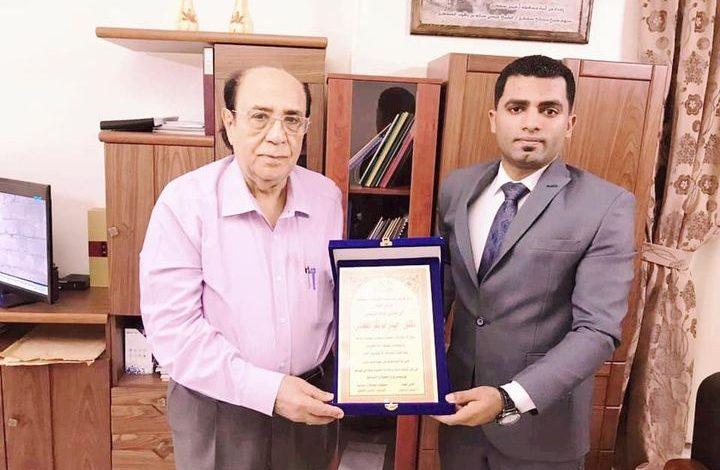 موسى ابوجليل في ضيافة رئيس جمهورية اليمن