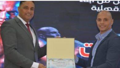 Photo of محافظ الدقهلية يكرم العقيد محمد أبو ستيت بطل العالم فى الكيك بوكسينج
