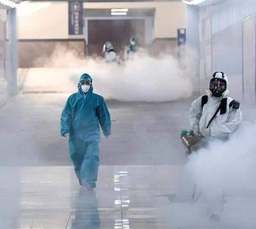 الموجه الرابعه من فيروس كورونا تجتاح البلاد