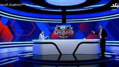 Photo of فرج عامر ينسحب علي الهواء من برنامج الماتش مع هاني حتحوت