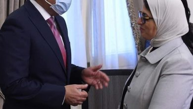 Photo of وزيرة الصحة تستعرض آخر المستجدات بشأن فيروس كورونا وموقف تصنيع وتلقى اللقاحات