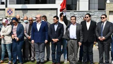 Photo of وزير الرياضة ومحافظ بني سويف يطلقان ماراثون المهرجان الرياضي للدراجات الهوائية