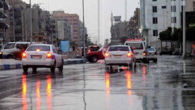 Photo of هيئة الأرصاد الجوية :غداً فرص أمطار رعدية بسيناء تمتد  للقاهرة والجيزة