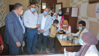 "Photo of ""محافظ الدقهلية"" يتابع التنفيذ لمبادرة السيد رئيس الجمهورية للكشف المبكر عن أمراض سوء التغذية"
