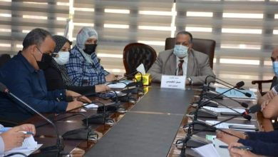 Photo of محافظ الدقهلية : متابعة كافة المناطق الصناعية وتحقيق مطالب المستثمرين