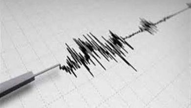 Photo of البحوث الفلكية: حدوث هزة أرضية جديدة اليوم بنفس مركز زلزال الثلاثاء