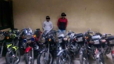 Photo of ضبط تشكيل عصابي لسرقة الدراجات النارية في محافظة الدقهلية